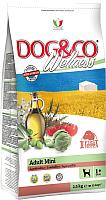 Корм для собак Adragna Dog&Co Wellness Mini Adult Lamb&Rice (2.5кг) -
