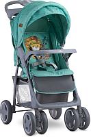 Детская прогулочная коляска Lorelli Foxy Green Indians (10020521920A) -