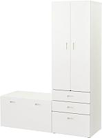 Комплект мебели для жилой комнаты Ikea Стува/Фритидс 092.530.45 -