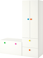 Комплект мебели для жилой комнаты Ikea Стува/Фолья 092.751.27 -