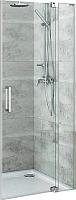Душевая дверь Roltechnik Elegant Neo Line GDO1N/90 (хром/прозрачное стекло) -