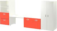 Комплект мебели для жилой комнаты Ikea Стува/Фритидс 192.531.44 -
