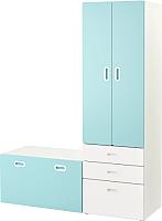 Комплект мебели для жилой комнаты Ikea Стува/Фритидс 292.530.49 -