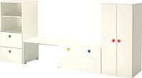 Комплект мебели для жилой комнаты Ikea Стува/Фолья 292.751.26 -