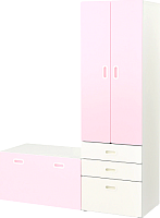 Комплект мебели для жилой комнаты Ikea Стува/Фритидс 392.661.12 -