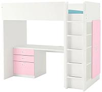 Кровать-чердак Ikea Стува/Фритидс 692.676.76 -