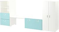 Комплект мебели для жилой комнаты Ikea Стува/Фритидс 992.531.40 -