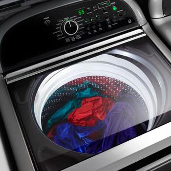 стиральная машина с вертикальной загрузкой белья фото