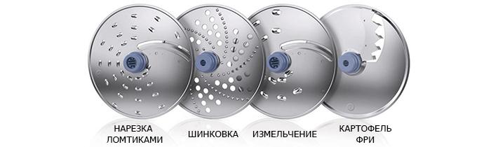 функции кухонного комбайна