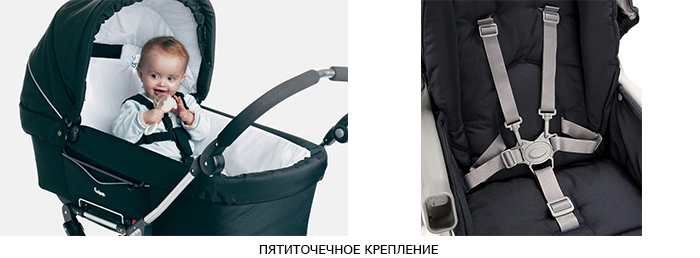 безопасность в детской коляске
