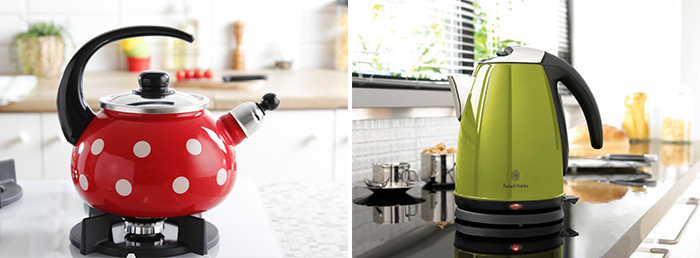 Какой чайник лучше выбрать — для плиты или электрический