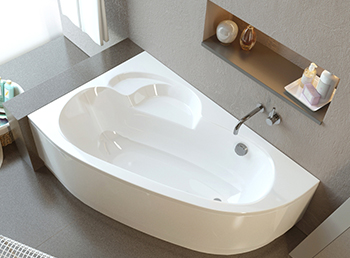 акриловые ванны фото
