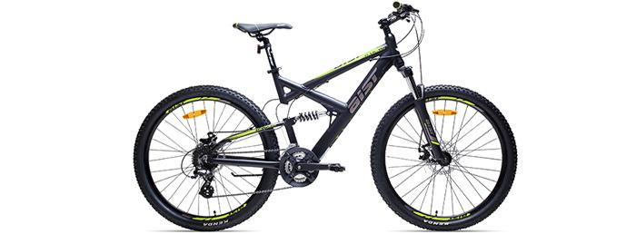 горные велосипеды или МТБ
