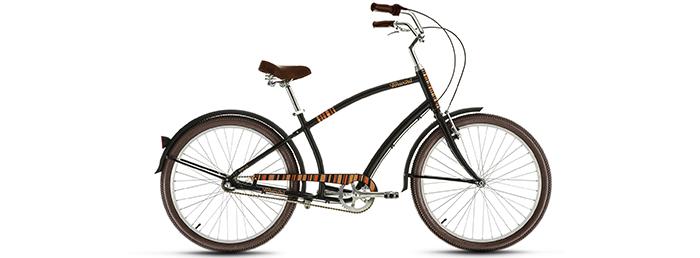 круизер велосипед