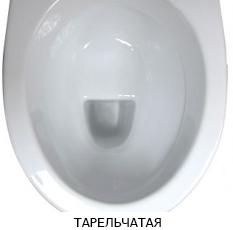 тарельчатая чаша униитаза