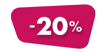 товары со скидкой 20%