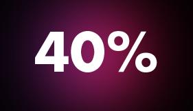 товары со скидкой 40%