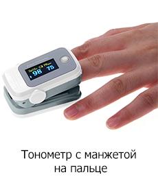 Манжета на палец