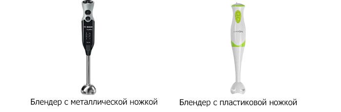 ножка блендера
