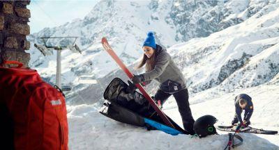 Чехол для лыж