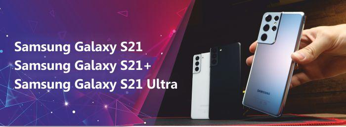 Обзор и тест Samsung Galaxy  S21, S21+, S21 Ultra