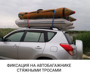 Крепление лодок